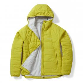 Compresslite Packaway Jacket Spring Yellow