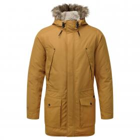 Argyle Parka Spiced Coppr