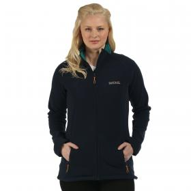 Cathie II Fleece Navy Deep Lake