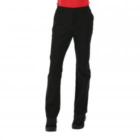 Womens Fenton Trousers Black