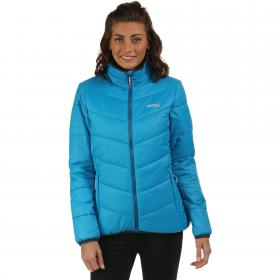 Womens Icebound Jacket Methyl Blue