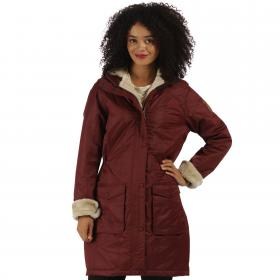 Roanstar Jacket Spiced Mulberry