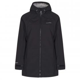 Eada Hood Jacket Black Sodium