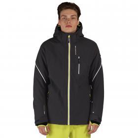 Enthrall Ski Jacket Ebony Grey