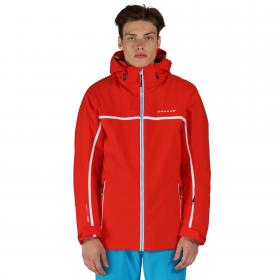 Immensity Ski Jacket Fiery Red