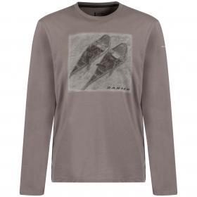 Nostalgia T-shirt Ash Grey
