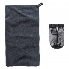Craghoppers Large Microfibre Travel Towel - Charcoal