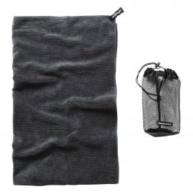 Craghoppers Super Large Microfibre Travel Towel - Charcoal