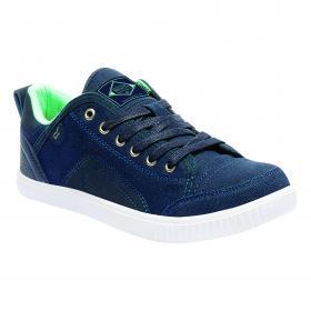 Lady Turnpike Shoe Navy Blazer Green