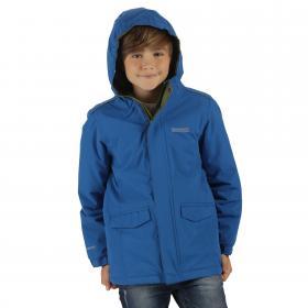 Hurdle Jacket Oxford Blue