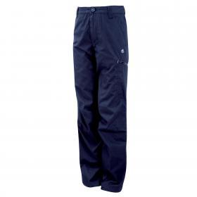 Kids Winter Lined Kiwi Trousers Dark Navy