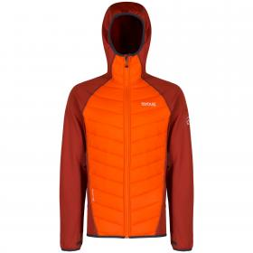 Andreson II Hybrid Jacket Burnt Tikka Magma