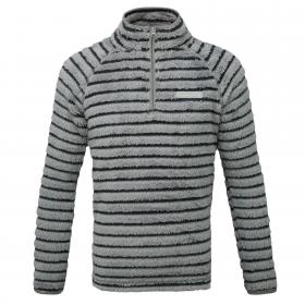 Appleby Half Zip Quarry Grey