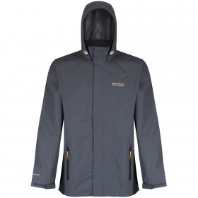 Matt Jacket Seal Grey Black
