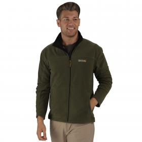 Fairview Fleece Olive Night