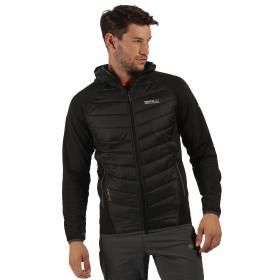 Andreson II Hybrid Jackets Black