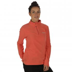 Sweethart Fleece DeepSea Coral