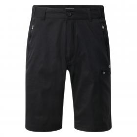 Craghoppers Kiwi Pro Long Shorts - Black