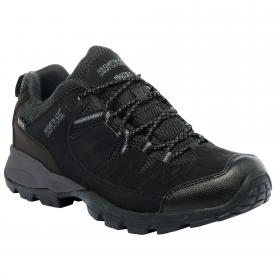 Holcombe Low Walking Shoe Black Granite