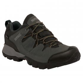 Holcombe Low Walking Shoe Seal Grey