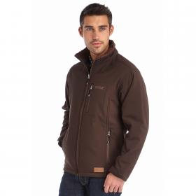 Regatta Cato III Softshell Jacket - Peat