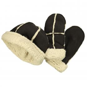 Regatta Cozy Hat & Mitts Set - Bourbon