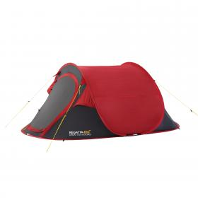 Malawi 2 Man Pop Up Tent - Pepper Seal Grey