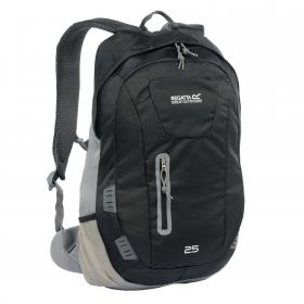 Altorock 25 Litre Daypack - Black Seal Grey
