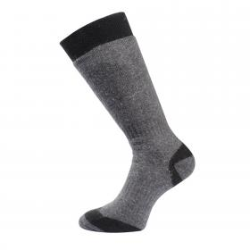 Regatta Mens Wellington Socks - Seal Grey