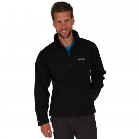 Regatta Cera III Softshell Jacket - Black Black