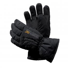 Regatta Kids Arlie Waterproof Gloves - Black
