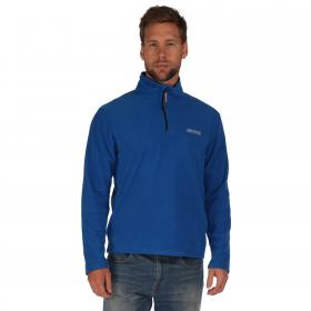 Thompson Fleece Oxford Blue