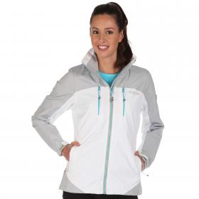 Womens Calderdale II Jacket White   Steel