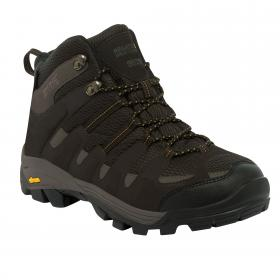Burrell Mid Walking Boot Peat Treetop