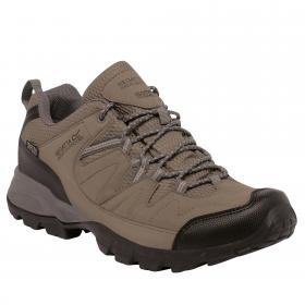 Holcombe Low Walking Shoe Walnut Tikka