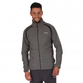 Mons Fleece Light Steel   Grey
