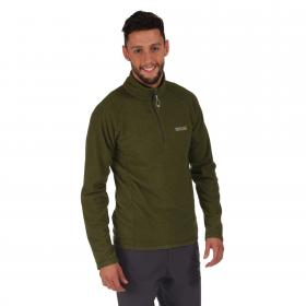 Montes Fleece Calla Green