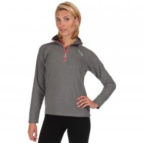 Womens Montes Fleece Light Steel
