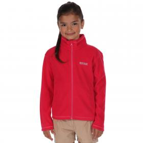 King Lightweight Fleece Virtual Pink