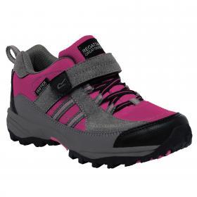 Trailspace Low II Juniorr Shoe Jem Charcoal