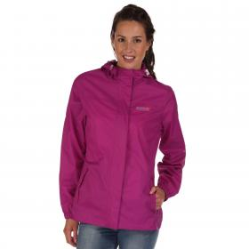 Womens Pack-It Jacket II Vivid Viola