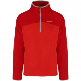Craghoppers Ionic II Half-Zip Fleece - Red Chilli