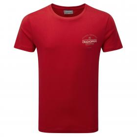 Erec Short-Sleeved T-Shirt Chilli