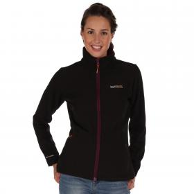 Connie III Softshell Black