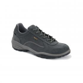 Bari Waterproof Walking Shoe Black Pepper