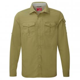 NosiLife Adventure Long Sleeved Shirt Light Olive