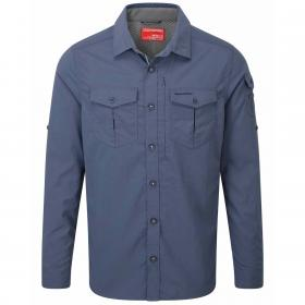 NosiLife Adventure Long Sleeved Shirt Dusk Blue
