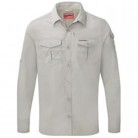 NosiLife Adventure Long Sleeved Shirt Parchment