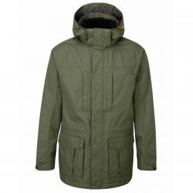 Kiwi Long Jacket Parka Green