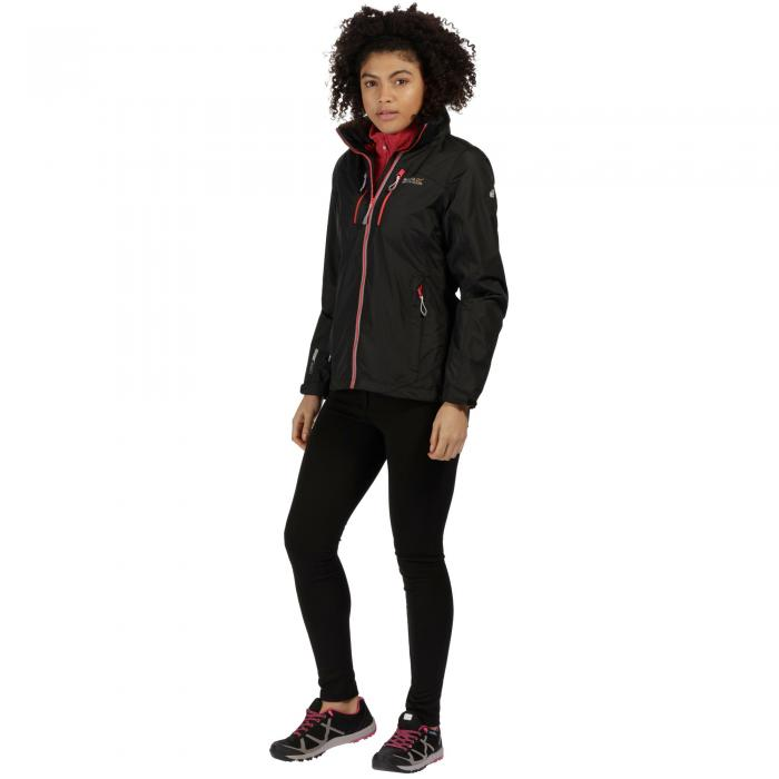 Womens Calderdale II Jacket Black